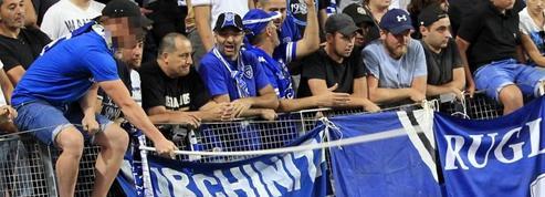 Affaire Lucas : le spectateur incriminé sanctionné par Bastia