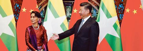 La Chine soutient Aung San Suu Kyi