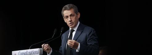 Sarkozy, candidat sous le signe de «l'identité française»
