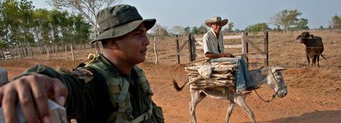 En Colombie, les paysans rêvent de leurs terres promises