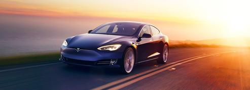 Tesla Model S, plus de 600 km d'autonomie