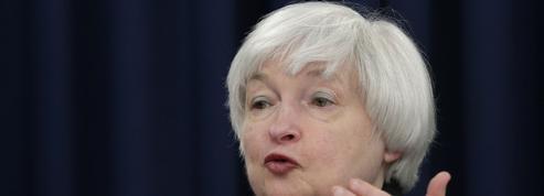 Optimiste sur l'économie américaine, la présidente de la Fed prépare une hausse de taux