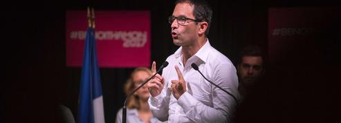 Benoît Hamon veut incarner l'unité de la gauche