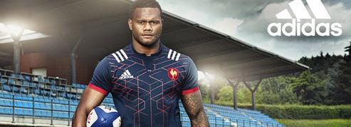 XV de France : un nouveau maillot futuriste