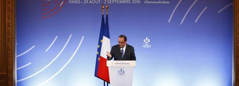 Hollande, l'art de la synthèse diplomatique