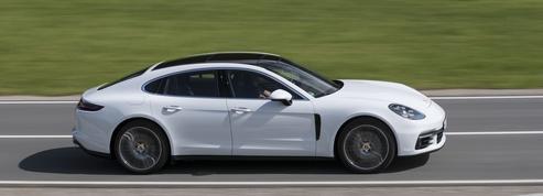 Porsche Panamera, la 911 des familles