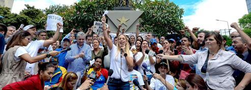 Venezuela : manifestation à hauts risques de l'opposition à Caracas