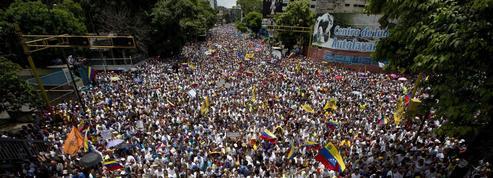 L'opposition vénézuélienne réussit une démonstration de force