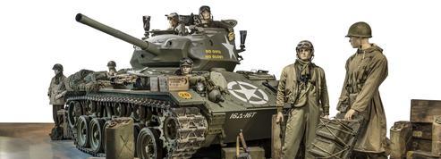 À vendre: tank de la Seconde Guerre mondiale, estimé à plus de 200.000 euros