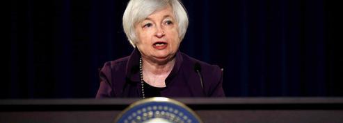 La modération des créations d'emplois donne de la marge à la Fed