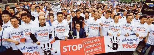 À Paris, la communauté chinoise crie sa colère