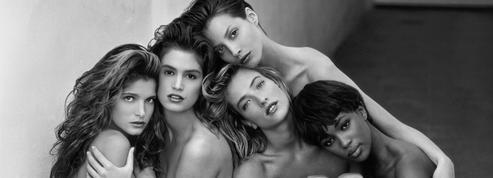 Naomi, Cindy, Madonna… l'album de stars de Herb Ritts