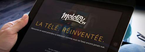 Molotov reçoit le soutien du britannique Sky