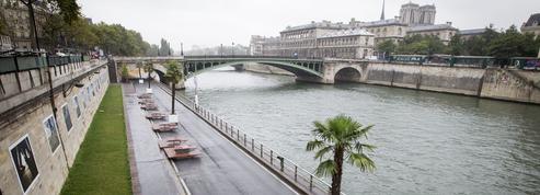Voies sur berges piétonnes à Paris: le préfet valide un test de six mois