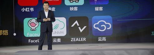 Tencent devient le groupe chinois le plus cher