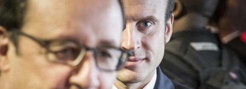 Présidentielle: Macron renverse Hollande