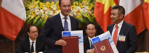 Airbus rafle pour 6,5 milliards de dollars de commandes au Vietnam