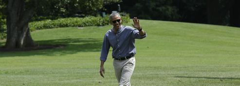 Obama fait son festival à la Maison-Blanche