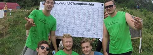 Les Français champions du monde de cache-cache