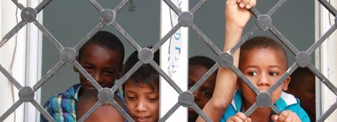 Cinquante millions d'enfants vivent déracinés dans le monde