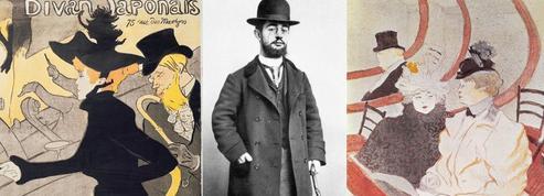 Toulouse-Lautrec, «un artiste remarquable», disparaissait en 1901