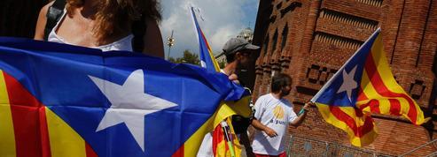 En Catalogne, les sécessionnistes montrent leur force