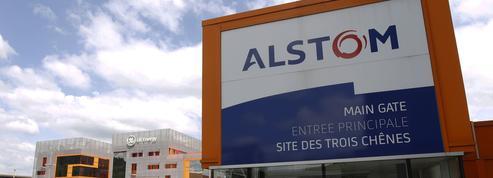 Alstom: réunion de crise à l'Élysée