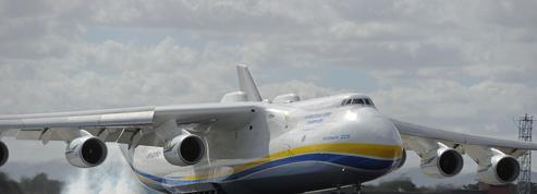 L'Ukraine relance la construction du plus gros avion au monde... 29 ans après son arrêt