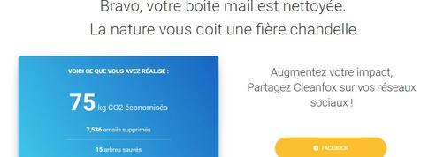 Nettoyer votre boîte mail peut sauver la planète