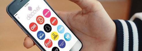 Snapchat lance Discover en France