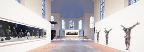 «Échos»: le retour au sacré dans la chapelle de Bossuet à l'hôpital Laennec