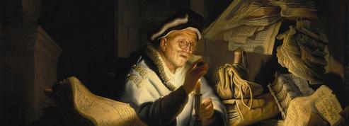Trois merveilles signées Rembrandt à Paris