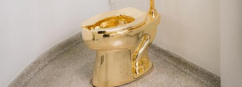 Des toilettes publiques en or massif au Guggenheim