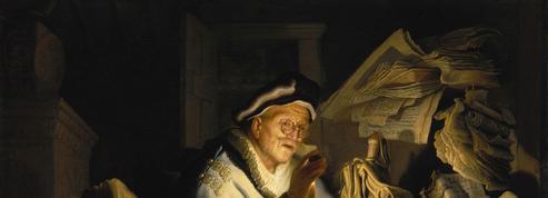 Rembrandt, l'or des profondeurs