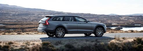 Volvo V90 Cross Country, dans la quatrième dimension