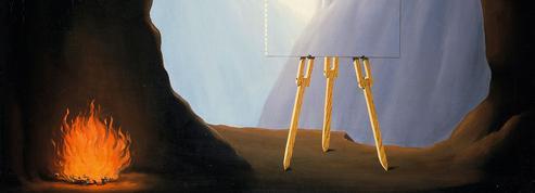 Magritte en trois tableaux