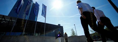 La Banque centrale européenne surveille le moindre geste venu de Washington