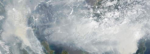 En Asie, les fumées d'incendie ont fait 100.000 morts