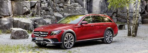 Mercedes Classe E All-Terrain, un break de campagne