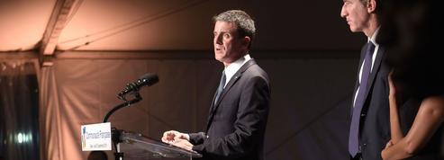 À Dakar, Valls dénonce la «trumpisation» de la campagne de Sarkozy