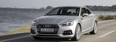 Audi A5, l'atout cœur des anneaux