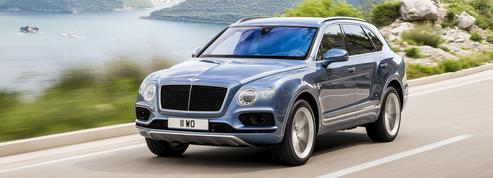 Bentley Bentayga Diesel, à contre-courant
