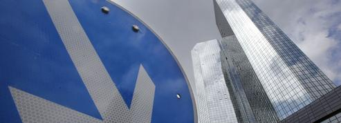 Berlin dément préparer un plan de sauvetage pour la Deutsche Bank