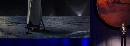 SpaceX: «Ce plan est réalisable avec les technologies d'aujourd'hui»