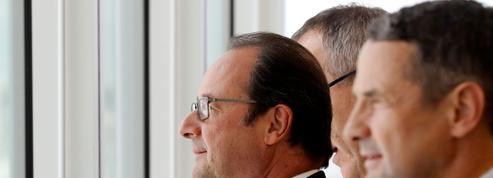 2017 : la pré-campagne de Hollande tourne à vide