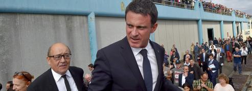En Bretagne, Valls accélère le rythme en vue de la Présidentielle