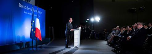 Dans le viseur de Hollande, il y a désormais Juppé