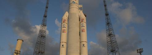 Ariane 5 a égalé le record d'Ariane 4
