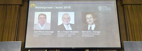 Un Français parmi les lauréats du prix Nobel de chimie