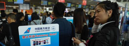 L'impossible sortie de crise pour Samsung et ses Note7